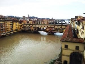 Ponte Vecchio del Uffizi